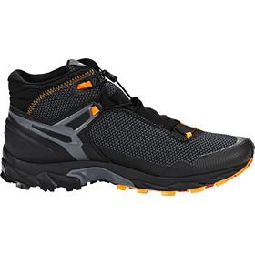 SALEWA Ultra Flex Mid GTX Hiking Shoes Herre black/holland